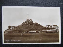 AK ADEN The Signal Station Ca. 1930  ///  D*34266 - Jemen