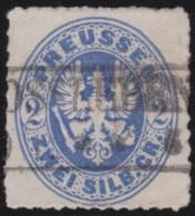 Preussen         .  Michel   .     17          .     O       .      Gebraucht    .    /    .    Cancelled - Preussen