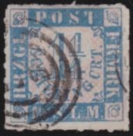 Schleswig-Holstein     .  Michel   .    5 I        .     O       .      Gebraucht    .    /    .    Cancelled - Schleswig-Holstein