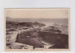 STEAMER POINT, ADEN. DINSHAW & CO. CIRCA 1920's. YEMEN- BLEUP - Yemen