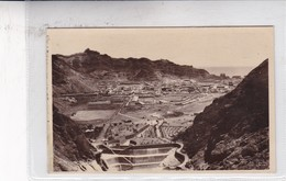 GENERAL VIEW, ADEN. DINSHAW & CO. CIRCA 1920's. YEMEN- BLEUP - Yemen