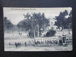 AK VALLADOLID Ca. 1920 Strassenbahn  Tramway ///  D*34272 - Valladolid