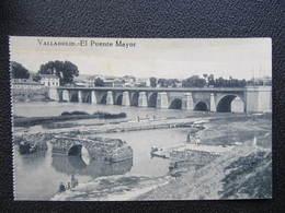 AK VALLADOLID Ca. 1920  ///  D*34277 - Valladolid