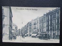 AK VALLADOLID Ca. 1920 Strassenbahn ///  D*34278 - Valladolid