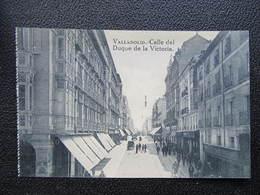 AK VALLADOLID Ca. 1920  ///  D*34279 - Valladolid