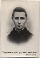 Servo Di Dio Don Luigi M. Raineri (Torino 1895 - Monte Grappa 1918). Viaggiata 1969 - Santi