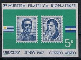 Uruguay Y/T Blok 15 (**) - Uruguay