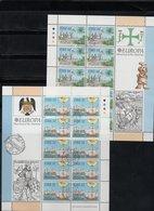 EUROPA CEPT AÑO 1992 IRLANDA, PLIEGOS 500 ANIVERSARIO DESCUBRIMIENTO DE AMÉRICA. - Europa-CEPT