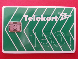 NORVEGE - N 5? SI-5 Chip Green Arrows MINT No Blister But Loaded 150u Very Rare NORWAY (CB1217) - Norway
