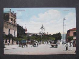AK CUERNAVACA El Zocalo 1920 Mexico  ///  D*34306 - Mexiko