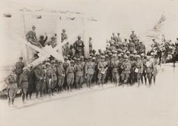 Fotografia - XXIII Divisione - Manovre Agosto 1931 (Gravina - Bari) - Guerra, Militari