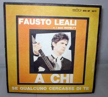 """FAUSTO LEALI A CHI  AUCUN VINYLE COVER NO VINYL 45 GIRI - 7"""" - Accessori & Bustine"""