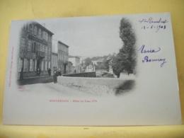 42 2747. CPA 1903 - 42 MONTBRISON. HOTEL DU LION D'OR. - Montbrison