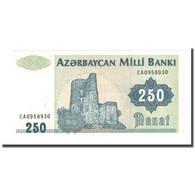 Billet, Azerbaïdjan, 250 Manat, Undated (1992), KM:13b, NEUF - Azerbaïjan