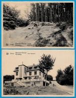 CPA CPSM Belgique Belgie ORROIR Mont-de-l'Enclus Kluisberg (Lot De 2) ° Nels - Mont-de-l'Enclus