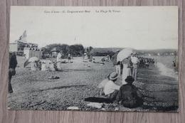 CAGNES SUR MER (06) - LA PLAGE ST VERAN - Cagnes-sur-Mer