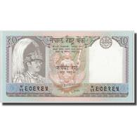 Billet, Népal, 10 Rupees, KM:31b, NEUF - Népal