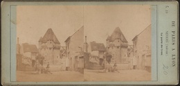 STEREO France - Stereoscopic De Paris A Lyon - Nevers - Nievre - La Porte Du Crou - Stereoscopes - Side-by-side Viewers