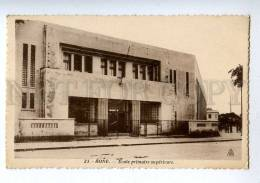 192194 ALGERIA BONE Upper Primary School Vintage Postcard - Autres Villes