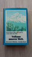 Zündholzschachtel Mit Einem Vulkan (Popocatépetl) Von ZÜNDIS (Deutschland) - Zündholzschachteln