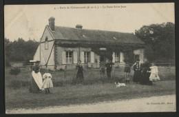 28 Foret De CHATEAUNEUF - Le Poste Saint Jean - France