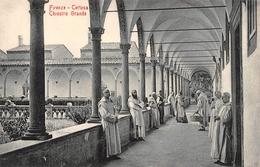 Firenze - Certosa Chiostro Grande - Carta Non Inviata - Napoli (Naples)