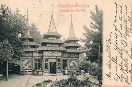 TCHEQUIE - KARLSBAD FIRCHERN - Japanischer Pavillon - Tchéquie