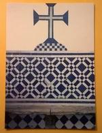 CARTOLINA POSTCARD NUOVA PORTUGAL PATRIMONIO CULTURAL DO PERIODO FILIPINO CONVENTO DE CRISTO TOMAR - Portogallo