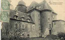 Chateau De Lacaze Près Peyrusse (Aveyron) RV - France