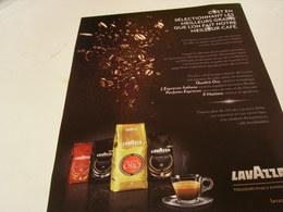 ANCIENNE PUBLICITE CAFE LAVAZZA ORO - Posters