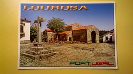 CARTOLINA POSTCARD NUOVA PORTUGAL LOUROSA IGREJA DE LOUROSA - Portogallo