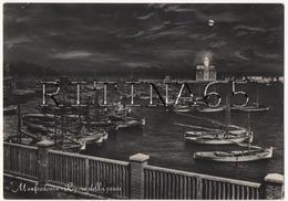 FG23 !!! MANFREDONIA RIPOSO DELLA PESCA 1955 F.G. !!! - Manfredonia