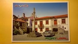 CARTOLINA POSTCARD NUOVA PORTUGAL AVO PELOURINHO - Portogallo