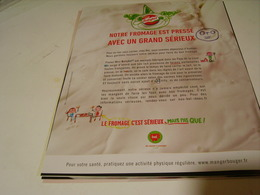 ANCIENNE PUBLICITE FROMAGE BABYBEL - Posters