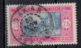SENEGAL         N°  YVERT     84  A             OBLITERE       ( O   2/35 ) - Gebraucht