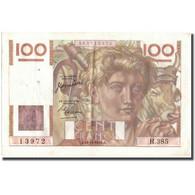 France, 100 Francs, 100 F 1945-1954 ''Jeune Paysan'', 1950, 1950-11-16, TTB+ - 1871-1952 Anciens Francs Circulés Au XXème