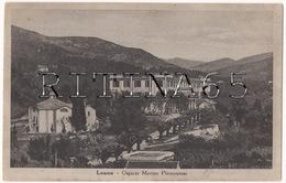 SV44 !!! LOANO OSPEDALE MARINO PIEMONTESE 1944 F.P. !!! - Other Cities