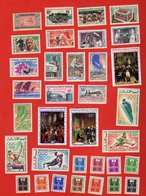 Lot De 42 Timbres MAURITANIE Neufs Xx - Stamps
