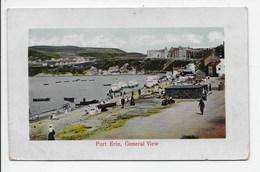 Port Erin, General View - Isle Of Man