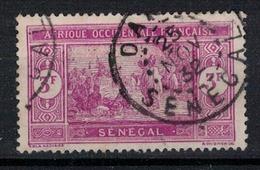 SENEGAL         N°  YVERT    109    ( 4 )       OBLITERE       ( O   2/36 ) - Gebraucht