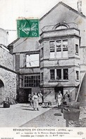 CHAMPAGNE - AY - Révolution Avril 1911 Intérieur Chez Deutz & Gelderman - Vines