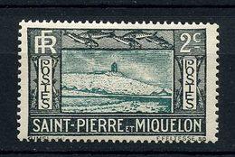 SPM Miquelon 1932  N° 137 ** Neuf MNH Superbe Falaise Et Phare Light House - St.Pierre Et Miquelon