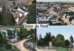59 - SAINS DU NORD - Multivues - France