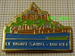 LE MONT SAINT ST MICHEL  NORMANDIE Dpt 50 MANCHE - Villes