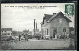 DANNES CAMIERS BUVETTE GARE - France