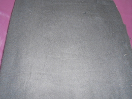 Tissu - Coupon De Tissu  Noir 2,40 X 1,90 Mètres - - Dentelles Et Tissus