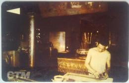 17MACC Old Macau  Scene MOP 50 - Macao
