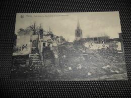 Havay ( Quévy )  Ruines  Ruinen  Guerre 1914 - 1918  Oorlog - Quévy