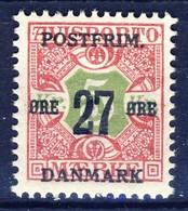 +D2809. Denmark 1918. Michel 95. MNH(**) - 1913-47 (Christian X)