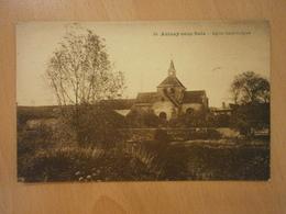 93 Aulnay Sous Bois, église Saint Sulpice (4419) - Aulnay Sous Bois